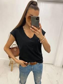 T-Shirt BASIC czarny